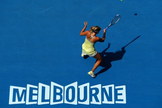 Australian Open 2013: What Sharapova Must Do to Win Another Aussie Open Title