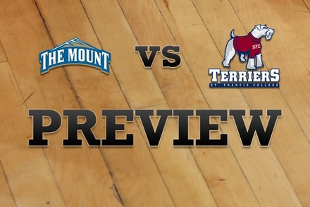 Mount St. Mary's vs. St. Francis (NY): Full Game Preview
