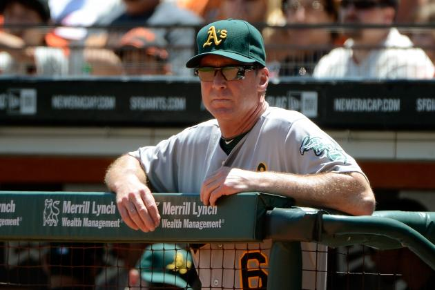 Oakland Athletics Extend Manager Bob Melvin's Contract by 2 Seasons