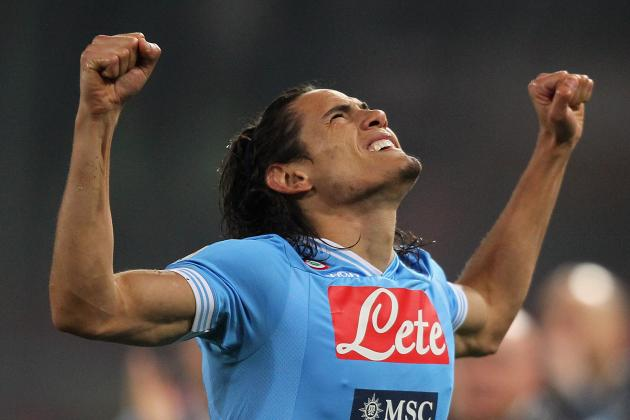 Cavani vs. Falcao: Which Striker Is Best Equipped for the Premier League?