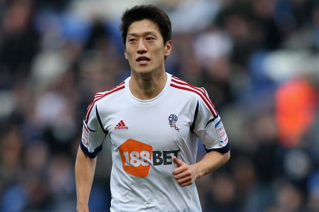 Liverpool Chase Bolton Winger Chung-Yong Lee