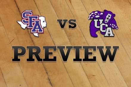Stephen F. Austin vs. Central Arkansas: Full Game Preview