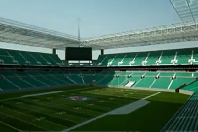 Dolphins Announce Stadium Renovation Plans