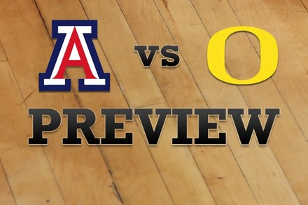 Arizona vs. Oregon: Full Game Preview