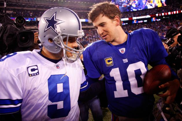 Revisiting the Eli Manning-Tony Romo Debate with 2012 in Mind