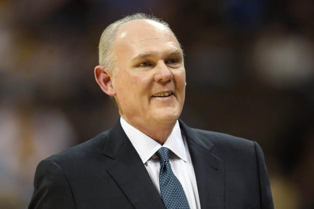Thought of NBA Returning to Seattle Puts a Smile to Karl's Face