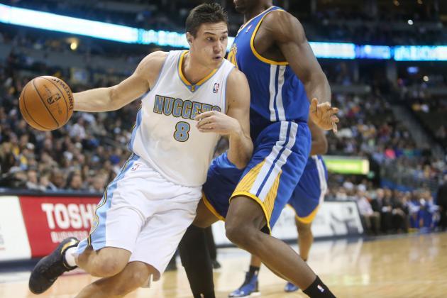 Grading Nuggets' Comeback Win over Warriors