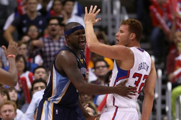 Clippers Preparing for Another Physical Battle in Memphis