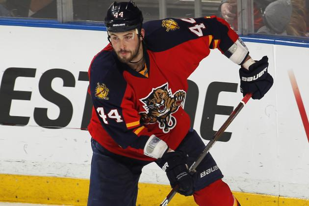 Gudbranson, Goc to Miss Florida's First Three Games
