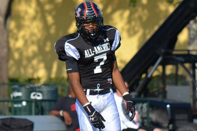 Will Ohio State Be Able to Fend off Alabama, Tennessee for 5-Star S Vonn Bell?