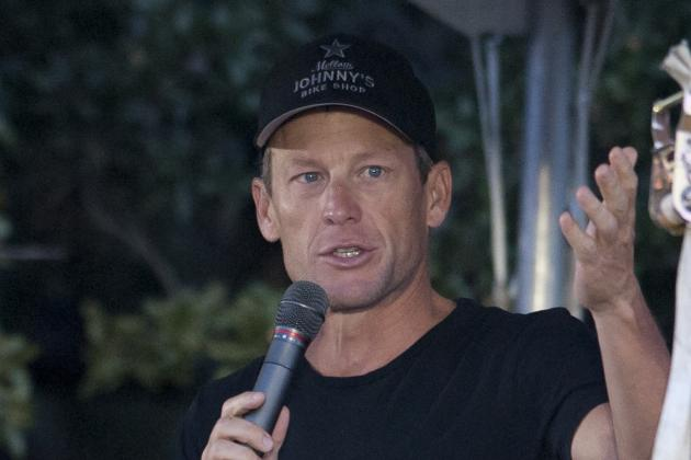 Watch Lance Armstrong's History of Doping Denials