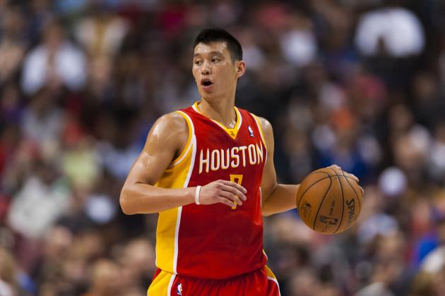 Jeremy Lin Injury: Updates on Rockets Star's Ankle