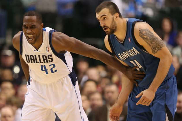 Mavs Not Overlooking Rubio, Short-Handed Wolves Squad