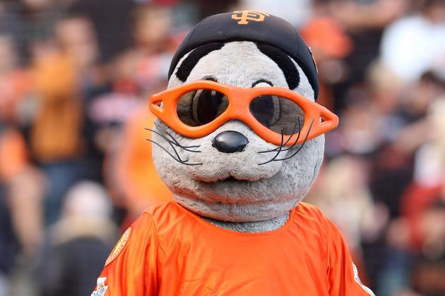 Hall of Game: Most Awesome Mascot