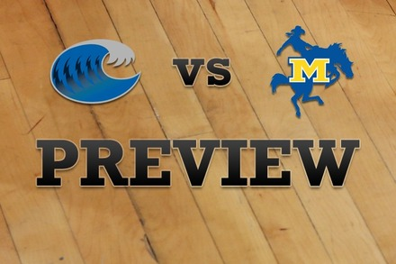 Texas A&M-CC vs. McNeese State: Full Game Preview