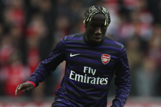 Arsenal Defender Bacary Sagna Rallies Team After Manchester City Defeat