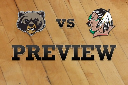 Montana vs. North Dakota: Full Game Preview