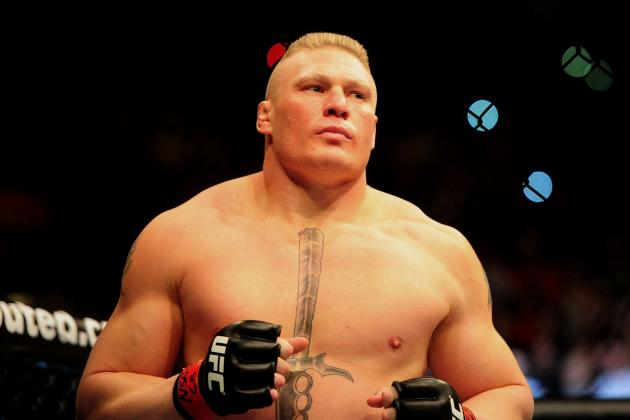 Brock Lesnar Reportedly Unlikely to Return to WWE Until February
