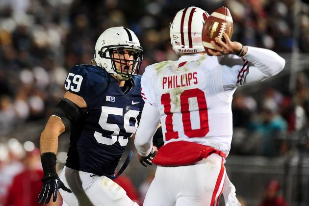 Penn State's Pete Massaro Accepts Invitation to NFLPA Collegiate Bowl