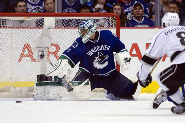 NHL Trade Rumors: The Latest on Roberto Luongo Trade Rumors