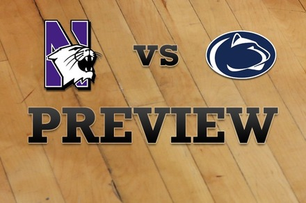 Northwestern vs. Penn State: Full Game Preview