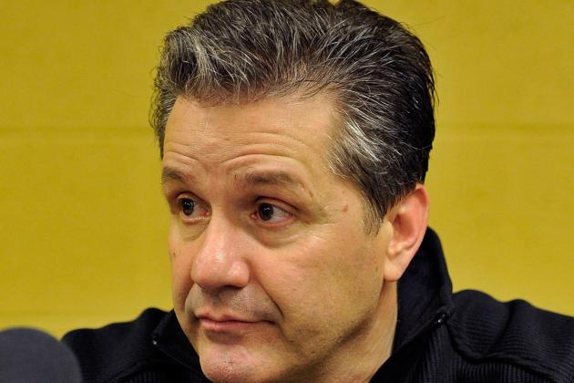 Do Not Ask Calipari About 2014 Cats Being Potential Unbeaten Team