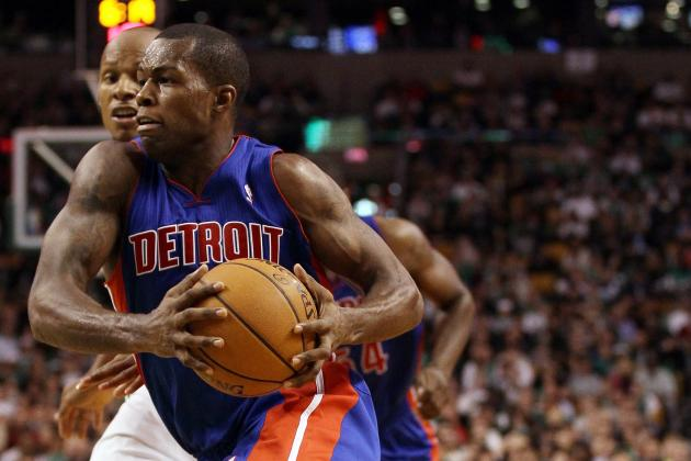 Stuckey's Status Uncertain for Pistons' Game in London vs. New York