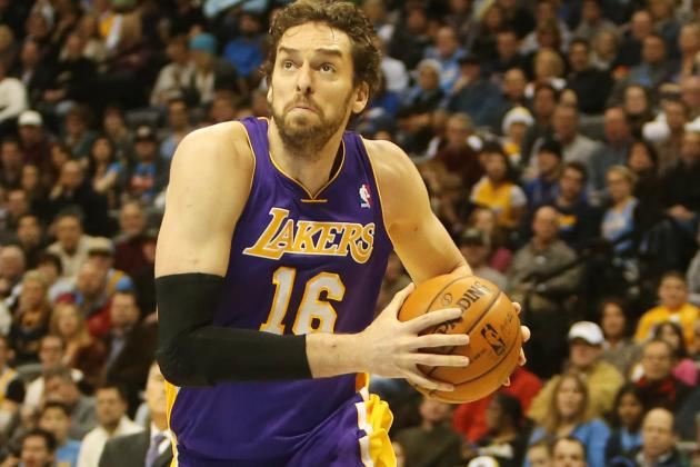 Lakers Rumors: L.A. Unlikely to Pull Trigger on Any Major Deals This Season