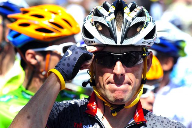Lance Armstrong Reportedly Apologizes to Livestrong Staff Prior to Oprah Show