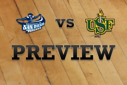 San Diego vs. San Francisco: Full Game Preview