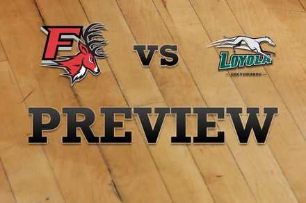 Fairfield vs. Loyola (MD): Full Game Preview
