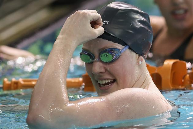 WATCH: Missy Franklin's Incredible Practice Routine