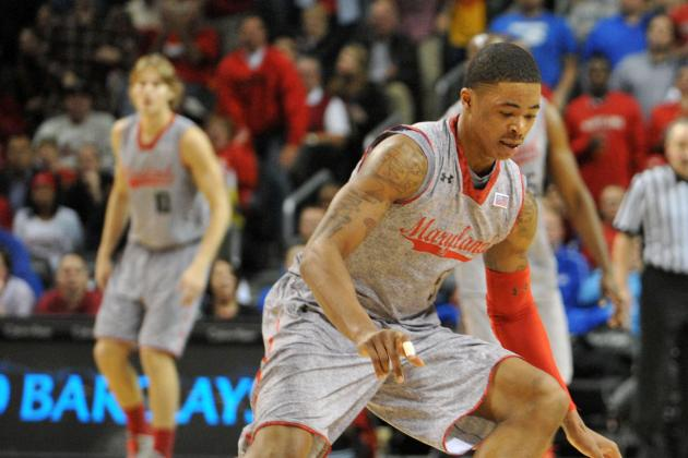 Coach Mark Turgeon: Terps Exploring Nick Faust at Point Guard