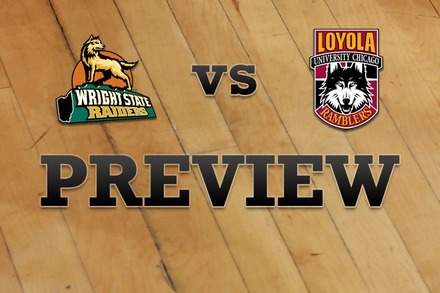 Wright State vs. Loyola (IL): Full Game Preview