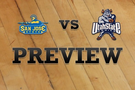 San Jose State vs. Utah State: Full Game Preview