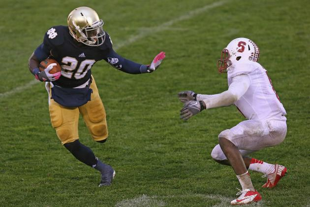 Notre Dame's Wood Will Enter NFL Draft
