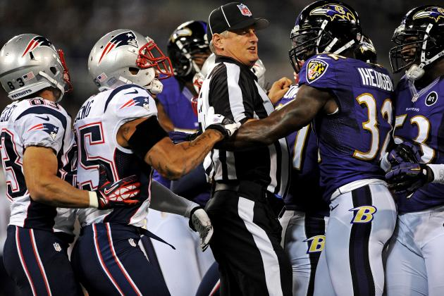 A Grudge Match for the Ages: Baltimore Ravens vs. New England Patriots