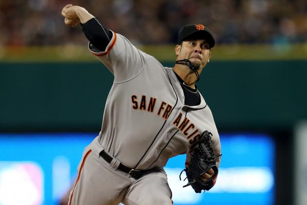 Vogelsong a Member of Team USA's WBC Rotation