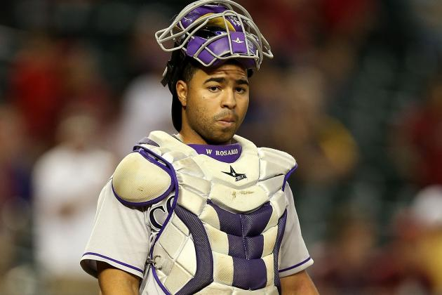 Wilin Rosario Opts out of WBC, Troy Tulowitzki Might Not Play