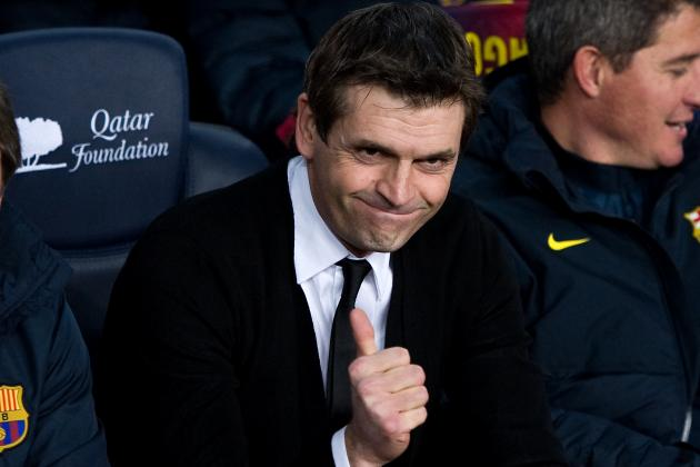 Vilanova: 'It's an Amazing Achievement, but We Can't Stop Here'