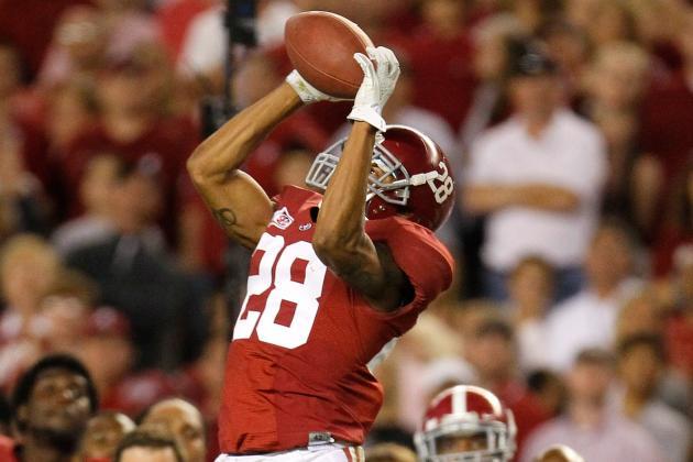 2013 NFL Draft: Miami Dolphins Should Draft Alabama's Dee Milliner