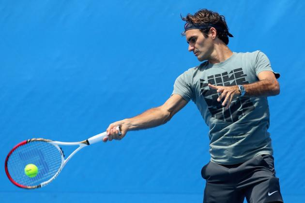 Roger Federer: Why Legend Will Win 5th Australian Open Title