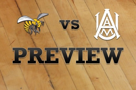 Alabama State vs. Alabama A&M: Full Game Preview