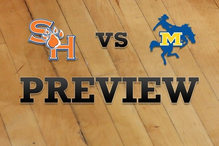 Sam Houston State vs. McNeese State: Full Game Preview