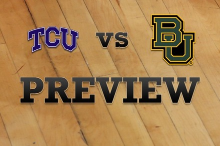 TCU vs. Baylor: Full Game Preview