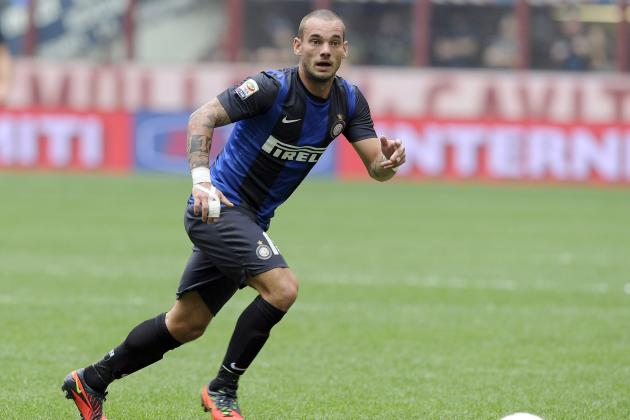 Liverpool Transfers: Will Wesley Sneijder Really Join the Reds?