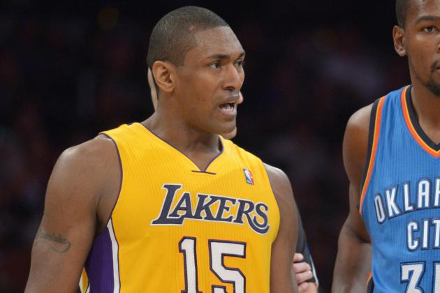 Metta World Peace Jokingly Teases Media About Everything