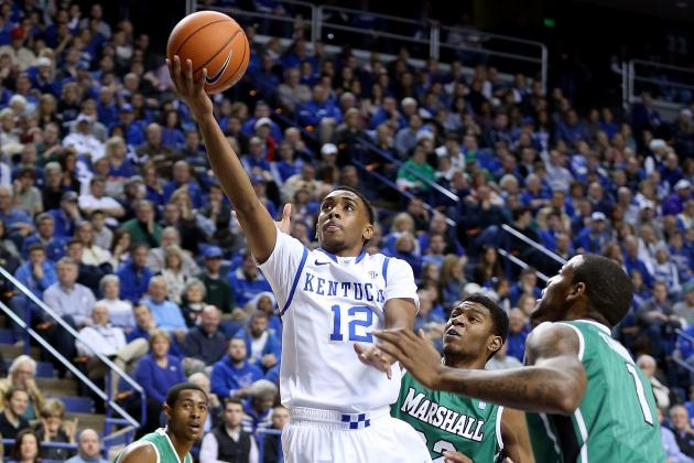 What Kentucky Has to Do to Make the NCAA Tournament