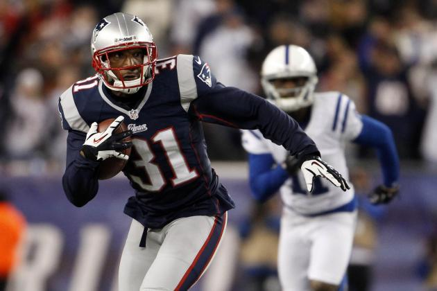 Patriots vs. Ravens: Aqib Talib a Key Difference for New England in Rematch