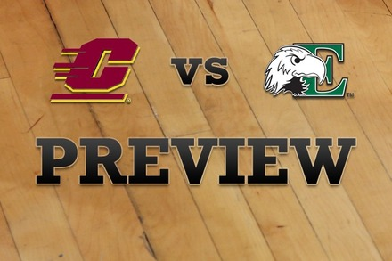 Central Michigan vs. Eastern Michigan: Full Game Preview